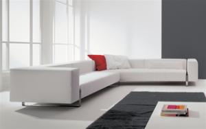 Góc không gian cho bộ bàn ghế sofa hiện đại