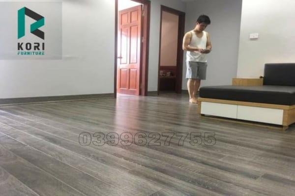 Thi công sàn gỗ tại Đồng Tháp