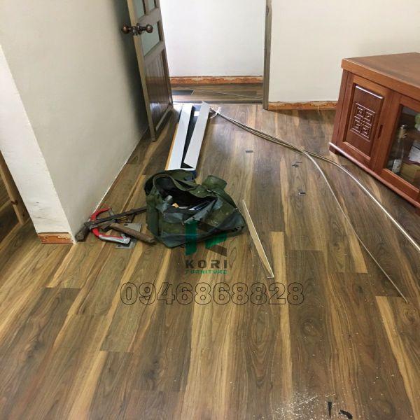 Sàn gỗ công nghiệp Nghệ An