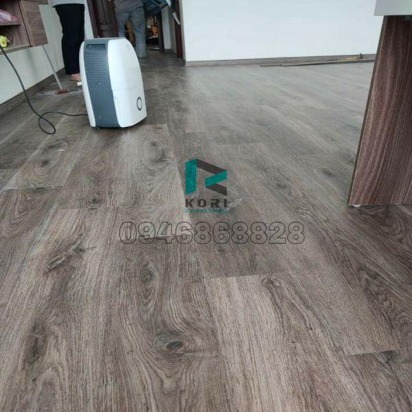 Sàn gỗ công nghiệp An Giang