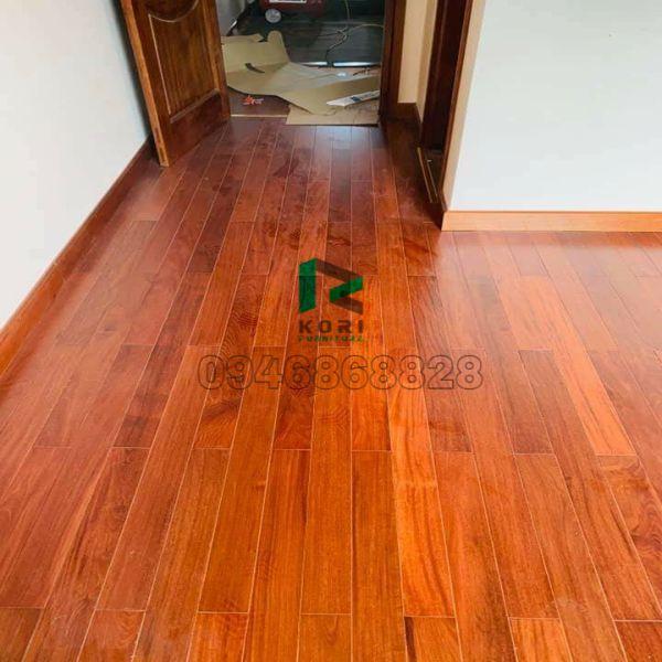 Sàn gỗ công nghiệp Lạng Sơn
