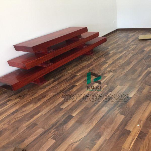Sàn gỗ Sóc Trăng