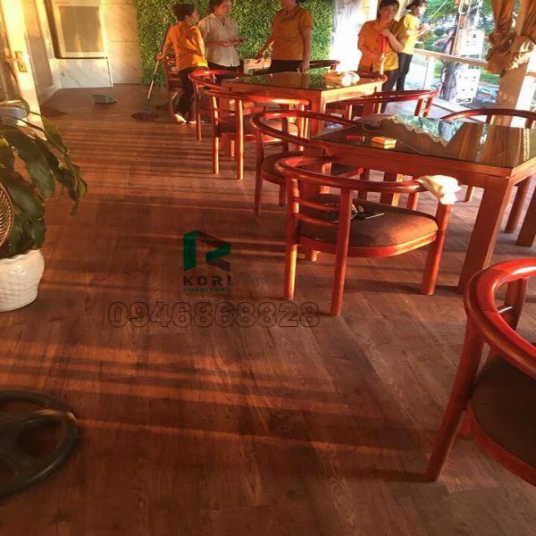 Sàn gỗ Tuyên Quang
