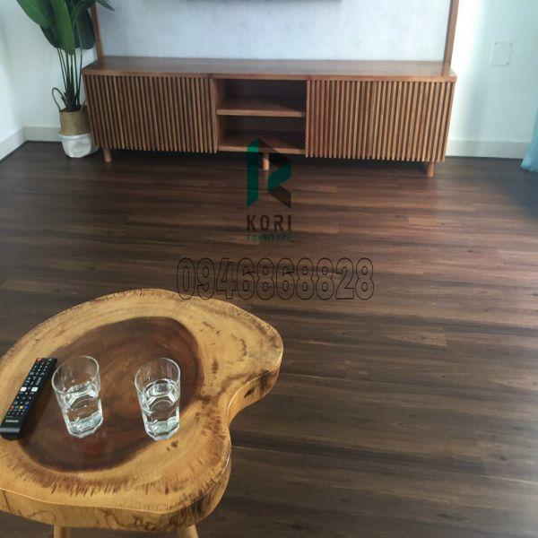 Sàn nhựa giả gỗ Bắc Kạn