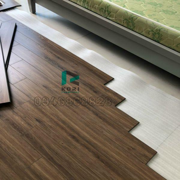 Thi công sàn gỗ công nghiệp Ninh Bình