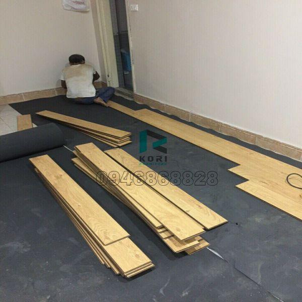 Thi công sàn gỗ công nghiệp Quảng Trị